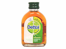 Dettol Antiseptic Liquid Disinfectant Cleaner First Aid Kills Germs - 60 ml