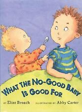 What the No-good Baby is Good For by Broach, Elise