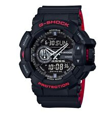 Casio G-Shock * GA400HR-1A Anadigi Heritage Black & Red Gshock Watch COD PayPal