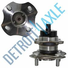 Pair: 2 New REAR 2000-06 Scion Toyota XA XB Echo Wheel Hub And Bearing Assembly