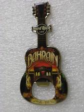 BAHRAIN,Hard Rock Cafe,Bottle Opener Magnet CITY