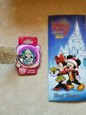 NEW 2016 Disney Mickeys Christmas Party MVMCP Frozen Elsa LE Pin