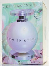 J. DEL POZO in White 50 ml EDT Spray Neu OVP