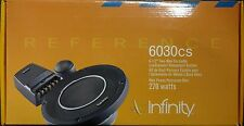 "Infinity Reference REF-6030cs 270 Watts 2-way 6.5"" Car Speakers"
