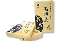 600g Superfine Chinese Hunan Anhua Old Tree Dark Brick Tea Cooked Organic Tea