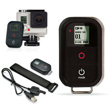 Wireless WiFi Smart Remote Control Set For GoPro Hero 4/3+/3 HD Camera Camcorder