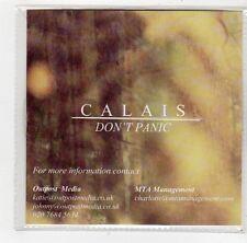 (FS153) Calais, Don't Panic - DJ CD