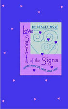 Love Secrets of the Signs, Stacey Wolf, Hardcover, New