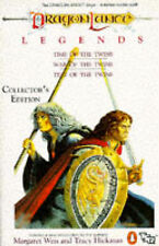 """Dragonlance Legends Omnibus: """" Time of the Twins """" , """" War of the-ExLibrary"""