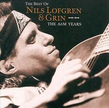 The Best of Nils Lofgren & Grin: The A&M Years by Nils Lofgren (CD, Oct-1998,...