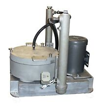 US Filtermaxx 10,000G Programable WVO Biodiesel Oil Cleaning Centrifuge