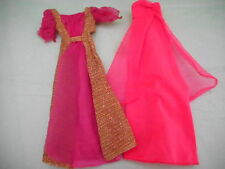 Vintage Marie Osmond ~ #9823 SOFT SUMMER NIGHT + #9962 RED TRICOT GOWN TLC