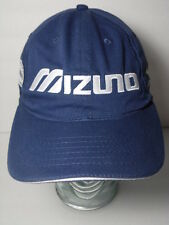 MIZUNO Certified Fitter Performance Wear Sports ADVERTISING ADJUSTABLE HAT CAP