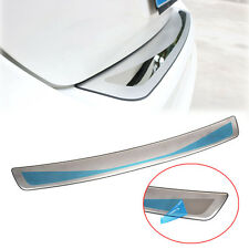 FIT FOR FOCUS MK3 HATCH REAR BUMPER TRUNK DOOR SILL PLATE PROTECTOR BOOT COVER