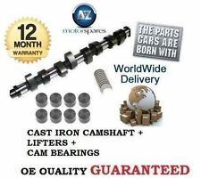 FOR AUDI SEAT VW SKODA FORD 1.9 PD CAMSHAFT KIT+ HYDRAULICS LIFTER + CAM BEARING