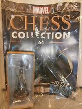 Marvel Comics Eaglemoss Dark Beast Marvel Chess Piece #64 and Mag!