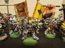 WARHAMMER 40K SPACE WOLVES ARMY RAGNAR BLACKMARE COMPANY