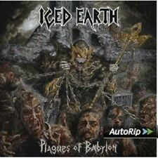 ICED EARTH - PLAGUES OF BABYLON  CD NEU