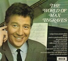 "The World Of MAX BYGRAVES Album 12"" LP Decca UK 1969 SPA 9 Stereo @Near Mint@"