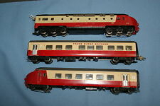 Marklin 3071 NS SBB TEE Diesel Train Set Edelweiss Express version 2