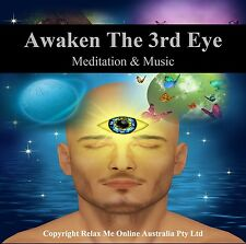 Awakening The Third Eye CD - Guided Spiritual CD to Activate The Pineal Gland