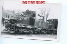 6G077 RP 1950 NIAGARA ST CATHARINES TORONTO RAILWAY MOTOR #20 ST CATHARINES ON