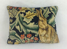"William Morris Forest Velvet  Cushion Cover 16"" x 12"" really cute cushion"