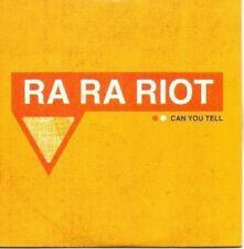 (630A) Ra Ra Riot, Can You Tell - DJ CD