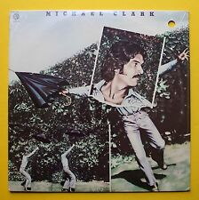 Michael Clark Sealed Capitol LP 1977 James Burton Alt Country Rock
