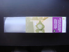 NEW Provo Craft Cricut Cuttables Adhesive-backed Stencil Material