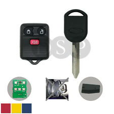New Remote Key and Transponder Key fit for FORD MAZDA MERCURY Transmitter Key 3B