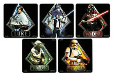 15 Star Wars Classic Stickers Kid Reward Party Goody Loot Gift Bag Favor Supply