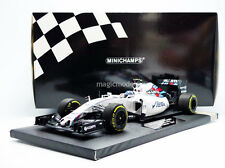 Minichamps WILLIAMS Mercedes FW37 2015 Martini V. Bottas #77 1/18 Scale New!