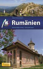 RUMÄNIEN Michael Müller Reiseführer 2012 Siebenbürgen Bukarest Karpaten NEU *