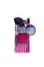 Womens Makeup Brush Make Up Set Blush eye Shadow Brushes Foam Lip Brush Pink NEW