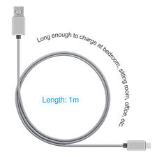Type-C to USB2.0 Braided Cable Adapter W/ Reversible Connector for Macbook 12″