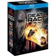 Blu Ray DEATH  RACE *** La Trilogia (Box 3 Blu-Ray) ***  ......NUOVO