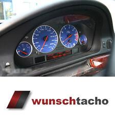 "Tachoscheibe für BMW E38-39/E53/X5  ""Alp-Blue""   Benziner"