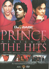 R.I.P PRINCE BEST OF PRINCE MUSIC VIDEO DVD THE TIME SHEILE E VANITY APOLLONIA 6