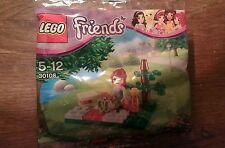 "LEGO FRIENDS Set No.30108 - ""Mia's Summer Picnic"" - NEW FACTORY SEALED POLYBAG"