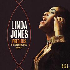 "LINDA JONES  ""PRECIOUS - THE ANTHOLOGY 1963-1972""  24 KILLER TRACKS"