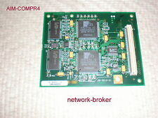 Genuine Cisco AIM-COMPR4 Compression Module for 2691 3660 3725 3745 3825 3845