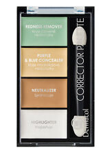 DERMACOL Face Eyes Camouflage Shades Concealer  Corrector Make Up Cream Palette