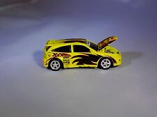 100% HOT WHEELS WINGS WEST FORD FOCUS TUNER /DRIFT RACER LIMITED WITH RRS