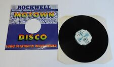 "Rockwell Somebody's Watching Me 12"" Single - EX"