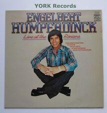 ENGELBERT HUMPERDINK - Live At The Riviera - Excellent Con LP Record MFP 50344
