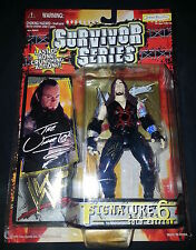 NEW WWE The Undertaker Survivor Series Signature Series 6 Gold Edition WWE