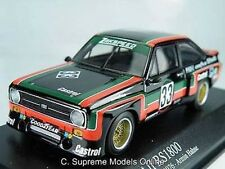 FORD ESCORT II RS1800 HAHNE 1/43RD SIZE CAR MODEL MINICHAMPS VERSION R0154X{:}