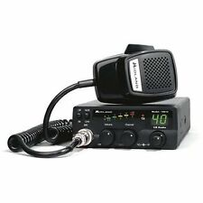 Midland 40-Channel CB Radio Compact Portable Transceiver Truck Scan Scanner
