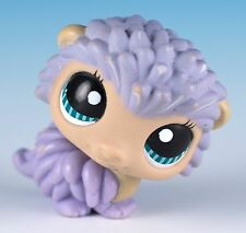 Littlest Pet Shop Porcupine #1186 Lavender Purple With Aqua Eyes